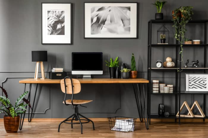 Home office, un mode de travail qui impacte le mobilier